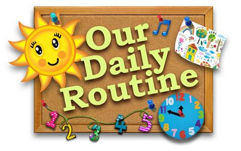daily routine daycare centers child care infant day