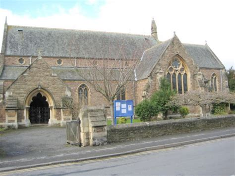 Home Exterior Design St James Church Hereford Herefordshire Past