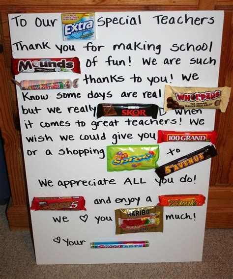 appreciation letter for birthday gift a creative gift like the idea of the bars in a