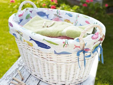 make a laundry how to make a laundry basket liner