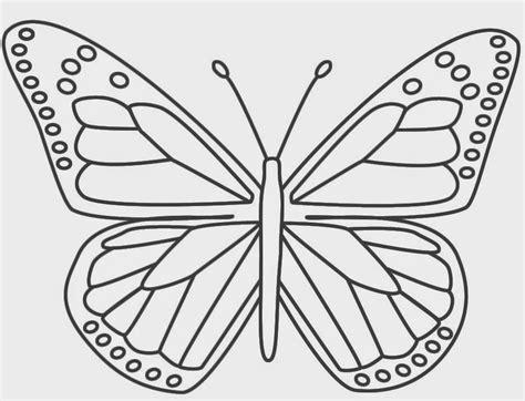 sketsa gambar mewarnai kupu kupu terbaru bahasa pendidikan bahasa pendidikan