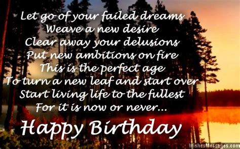 Inspirational Greeting Card Messages 35th birthday wishes quotes and messages wishesmessages