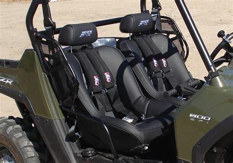 polaris rzr seats polaris rzr suspension seats utv guide