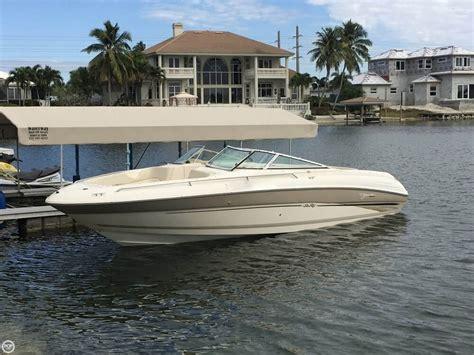 sea ray boats company for sale sea ray signature boats for sale boats