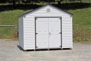 a frame storage shed 10x10