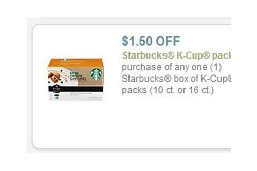 online coupons for k cups