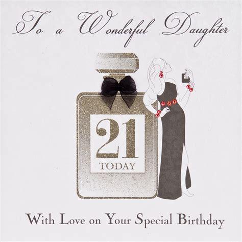Handmade 21 Birthday Card - wonderful 21 today handmade birthday card