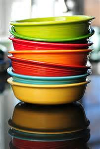 fiestaware color combinations dinnerware