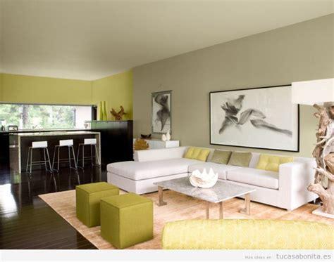 Hermoso  Decorar El Salon Comedor #5: Ideas-decorar-salon-sala-estar-paredes-colores-3.jpg