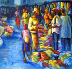 Best Landscape Fabric by Nigeria Best Painter Art Graphics Amp Video Nigeria