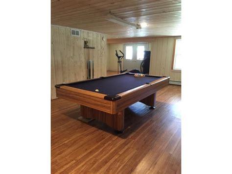 pool table craigslist pool table dayton maine craigslist maine classifieds