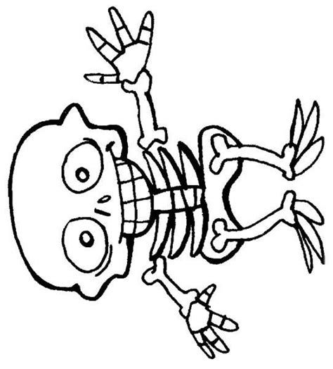 coloring pages halloween skeleton coloring page halloween skeleton coloring me