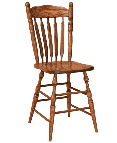 Amish Furniture Bar Stools by Post Paddle Bar Stool Amish Direct Furniture