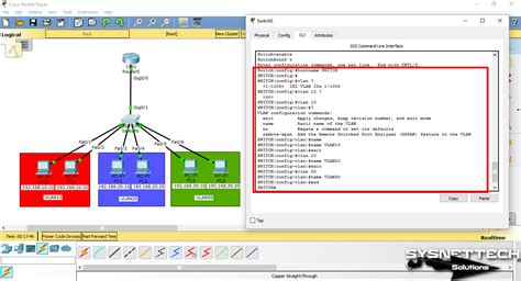 cisco packet tracer tutorial in urdu configure vlan on cisco switch in cisco packet tracer
