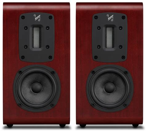 Speaker Quadt Audio s 1 speakers sapele mahogany display model