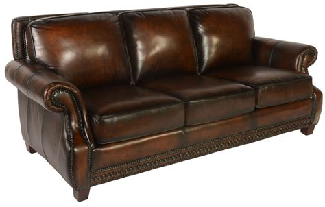 coleman leather sofa prato black tan leather sofa from lazzaro wh 5070 30