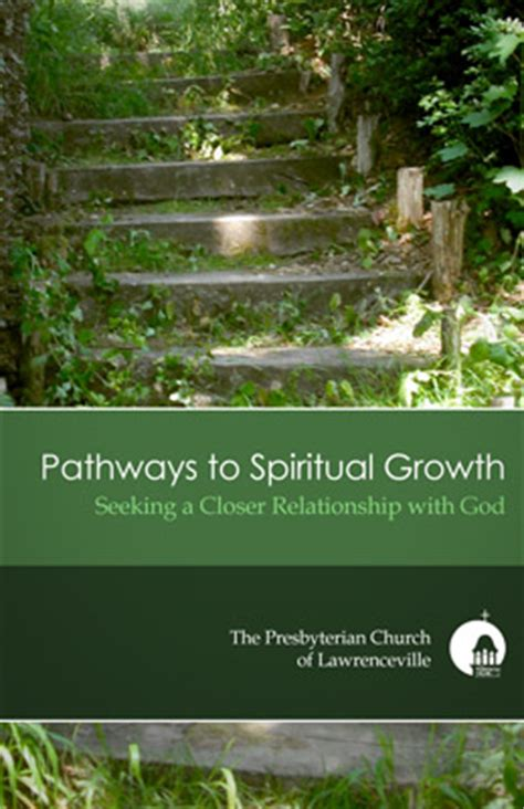 30 day devotional a journey to spiritual growth books pathways to spiritual growth presbyterian church of