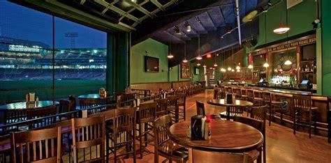 park bar bleacher bar at fenway park boston entertainment fit out project