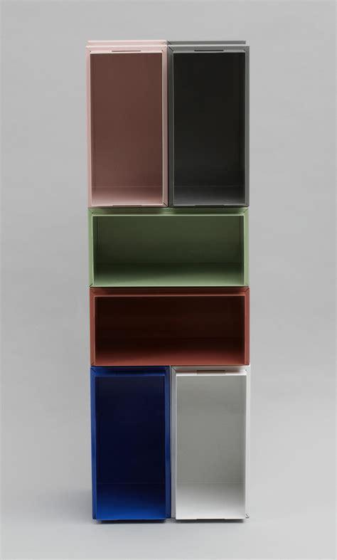 Color Box 4 In 1 caisson color box superposable rouille normann copenhagen