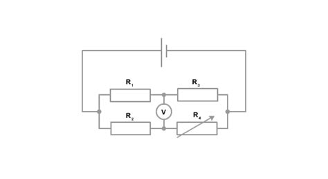 wheatstone bridge of resistors higher bitesize physics resistors in circuits revision page3