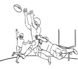 nfl coloring pages free coloring pages of nfl