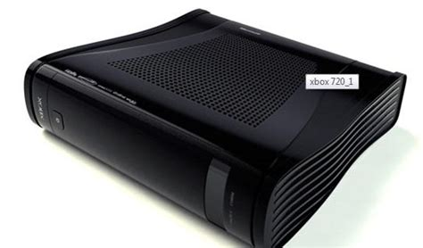 new xbox 720 console some cool xbox 720 console concept design vanishing kaizer