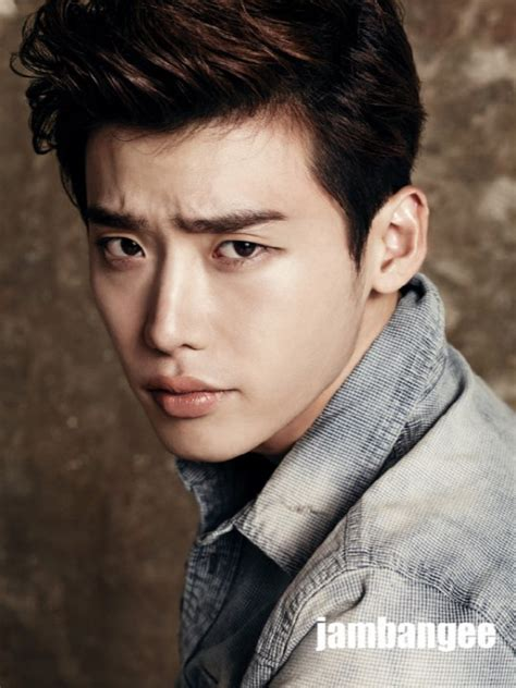 film lee jong suk the face reader lee jong suk is smoking in denim for quot jambangee quot soompi