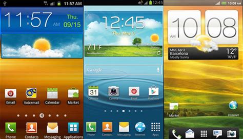 android home top android launcher applications september 2013