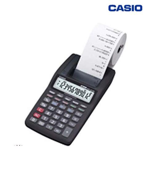 Kalkulator Casio Hr 8tm By Mega E casio mini printer calculator hr 8tm pack of 10 buy