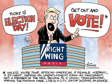 section 645 election conservative media s get out the right vote caign