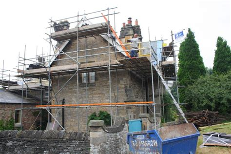 under house renovation station house under renovation 169 roger templeman geograph britain and ireland