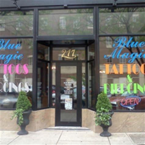 Blue Magic Youngstown Ohio Tattoo Studio Blue Magic Tattoos And Piercings
