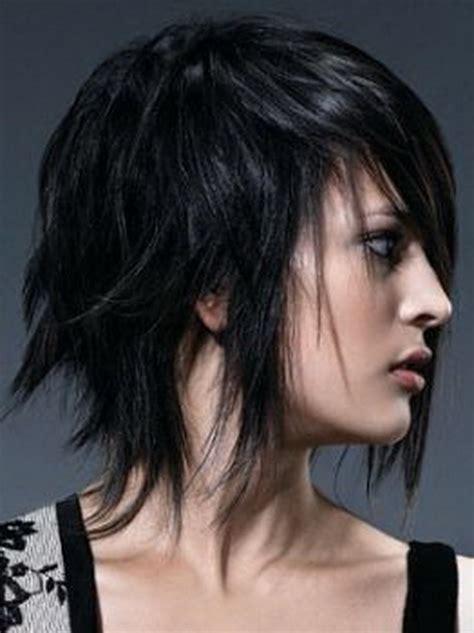 shoulder length spiky punk hair ladies hair styles medium punk hairstyles