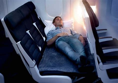 air new zealand s skycouch put to the test
