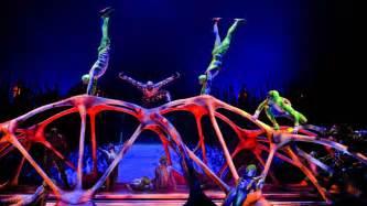 Cirque Du Soleil Cirque Du Soleil Samsung Teaming For Reality Show