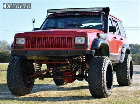 1996 Jeep 3 Inch Lift 1996 Jeep Fuel Hostage Rubicon Express Flex