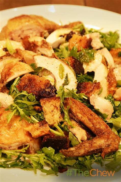 roast chicken with bread arugula salad from make it ahead by ina 161 best images about chicken whole roasted on pinterest