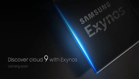 Samsung Exynos Samsung Exynos 9 Series Chipset Teased Will Possibly