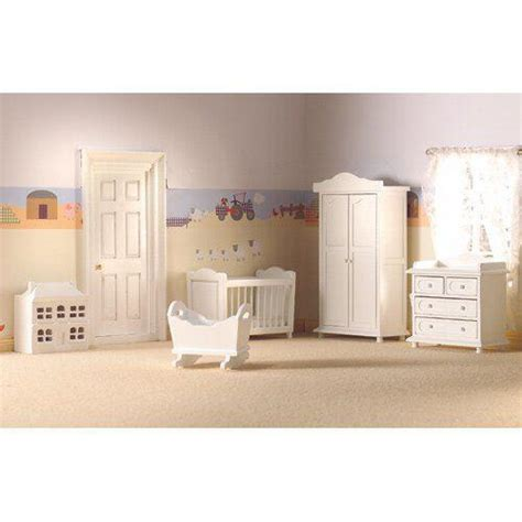 the doll house 5 the dolls house emporium traditional nursery set 5 pcs