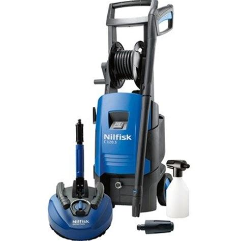Nilfisk Patio Cleaner Plus Review by Nilfisk C120 5 6 Pressure Washer With Patio Plus Cleaner