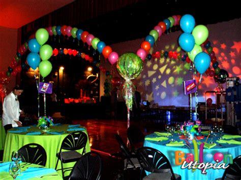 san diego whimsical decor  balloon utopia