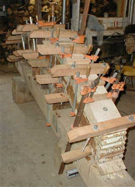 laminating  arch brace guide  building  timber