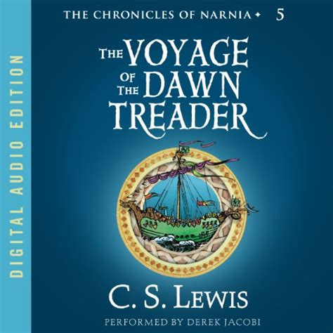 the voyage of the treader the chronicles of narnia