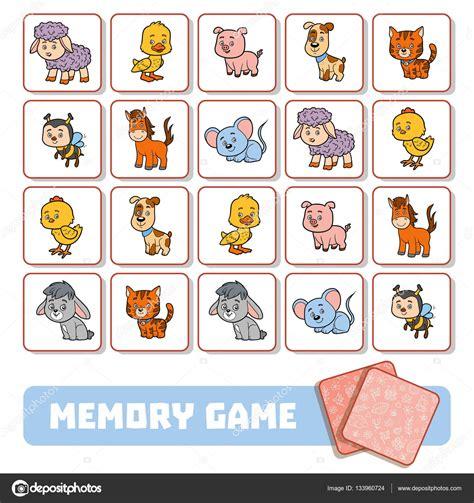 descargar la fattoria degli animali libro de texto gratis memoria de juego para ni 241 os tarjetas con animales de granja vector de stock 169 ksenya savva