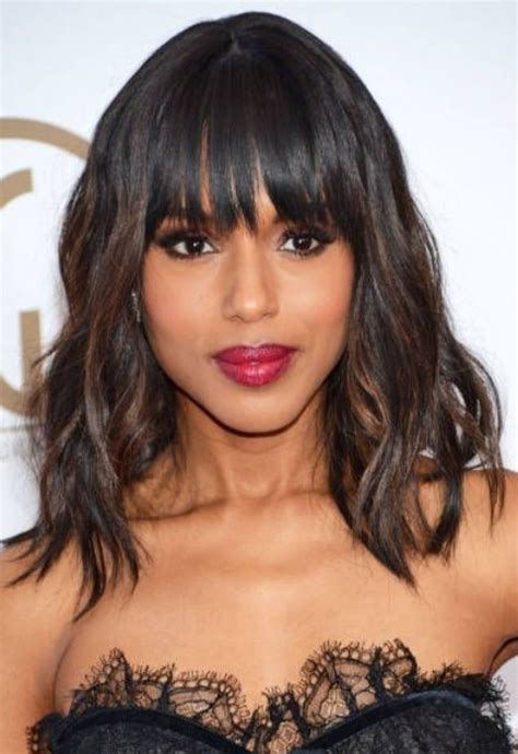 Kerry Washington Hairstyles by Kerry Washington Hairstyles Sweet Ombre Hair Pretty Designs