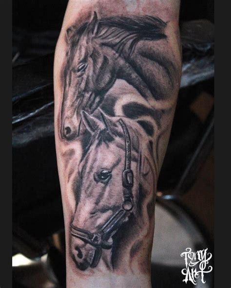 tattoo black and grey animal tony art tattoos tattoos nature animal honour thy