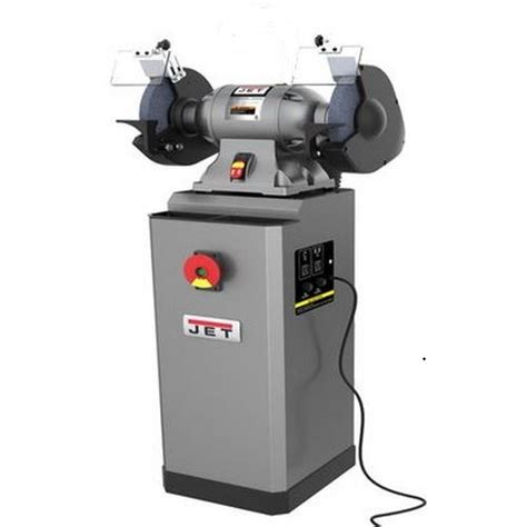 bench grinder dust collection jet ibg 10 10 quot industrial bench grinder with jdcs 505