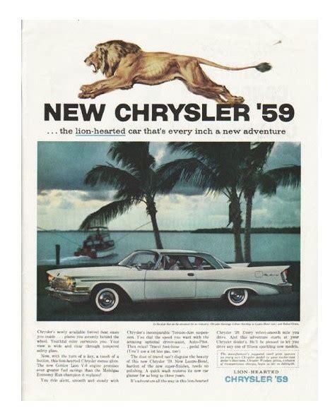 1959 jeep ad 01 59 chrysler saratoga simply petrol fine car art gallery