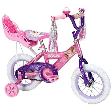 disney princess doll seat for bike 12 quot huffy disney princess bike with doll carrier