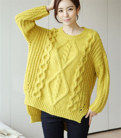 cable knit sweater plus size secret2girls cable knit plus size sweater kstylick